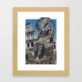 protecting ALL Framed Art Print