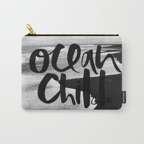 Ocean Child Carry-All Pouch