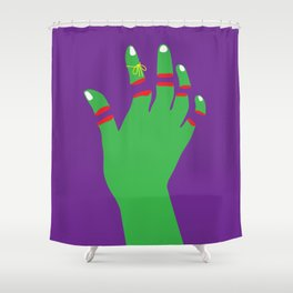 Don't Forget Shower Curtain