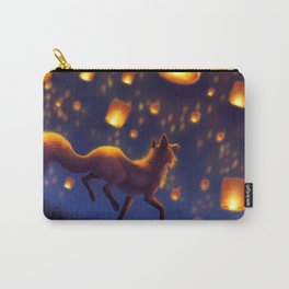 Lights In The Sky Carry-All Pouch