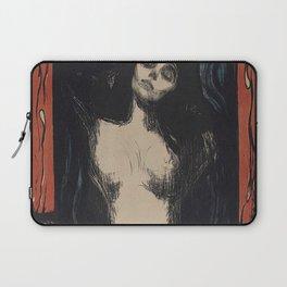 MADONNA - EDVARD MUNCH Laptop Sleeve