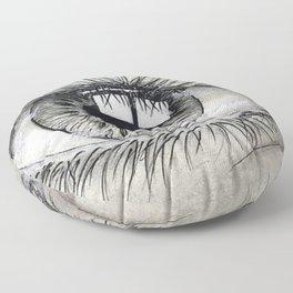 Glossy Sight Floor Pillow