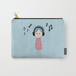 listening Carry-All Pouch