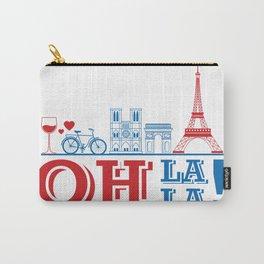 Oh La La! Carry-All Pouch
