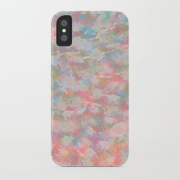 Peaceful Flight iPhone Case