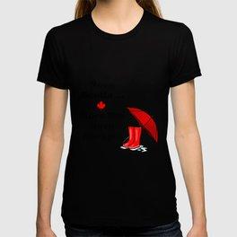Nova Scotia...More Like Nova Soakya! T-shirt