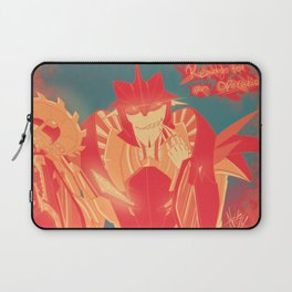 Are you ready for an operation, darling? Laptop Sleeve