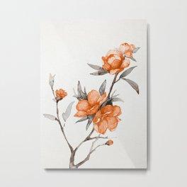 flowers / 65 Metal Print