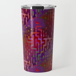 AMAZING BATIK Travel Mug