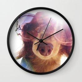 Hollywood Phats Wall Clock