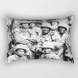 Field Operations 1982 Rectangular Pillow