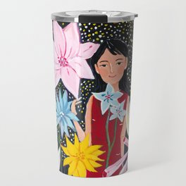 Yuko Nagamori   Hana Yoi, 2009 Travel Mug