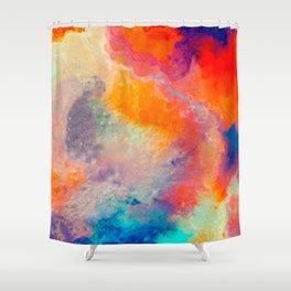 Flux Shower Curtain