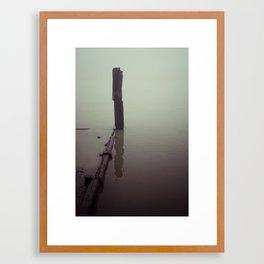 Quietus Framed Art Print