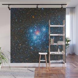 The Jewel Box Kappa Crucis Star Cluster NGC 4755 Wall Mural