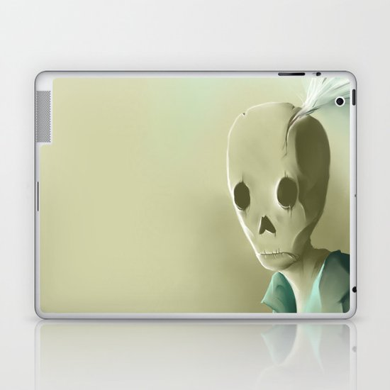 Spreading the disease Laptop & iPad Skin