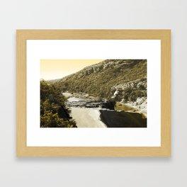 SA_ Framed Art Print