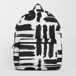 ABSTRACT BRUSHES Backpack