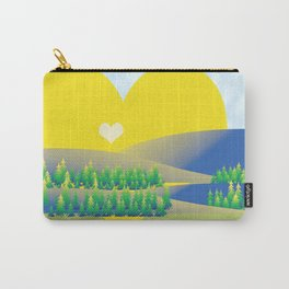Good Morning Sunshine Carry-All Pouch