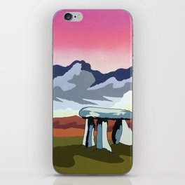 Lanyon Quoit iPhone Skin