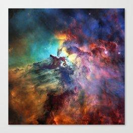 Lagoon Nebula Canvas Print