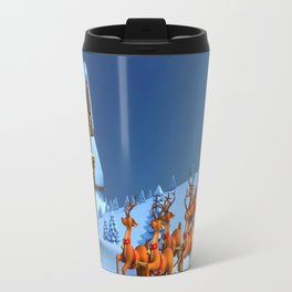 Night Christmas Travel Mug