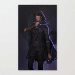 The Wraith Canvas Print