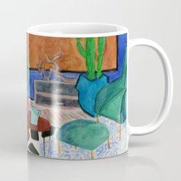 Mid Century Desert Home Coffee Mug