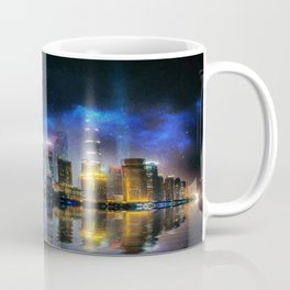 Shanghai Skyline Coffee Mug