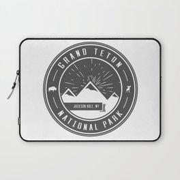 Grand Teton National Park Laptop Sleeve
