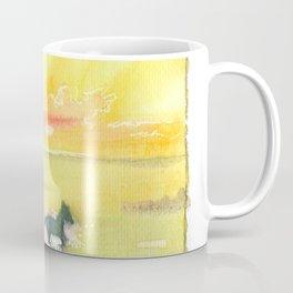 splash of sun Coffee Mug