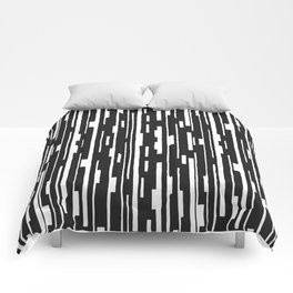 Tabs Pattern Comforters