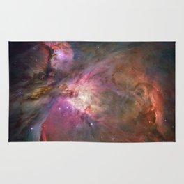Orion Nebula M42, NGC 19 (High Quality) Rug