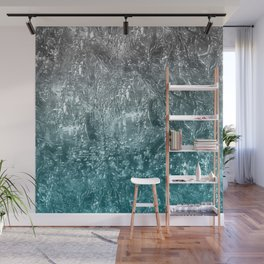 Ice Crystals Wall Mural