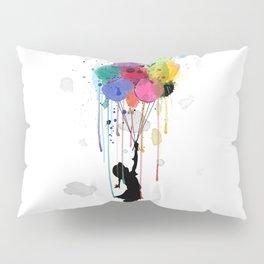 wild drips Pillow Sham