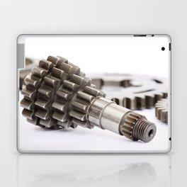 Pinion gear Laptop & iPad Skin