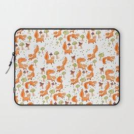 Little Foxes Laptop Sleeve