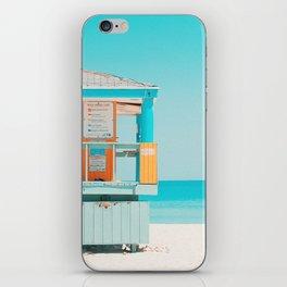 Santa Monica / California iPhone Skin