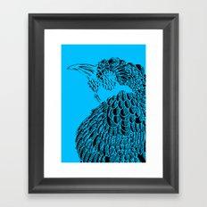 Birdhead Framed Art Print