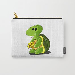 Turtle Pizza Ninja Diet Carry-All Pouch