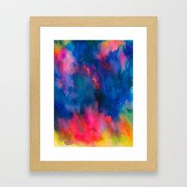 Antigravity Framed Art Print