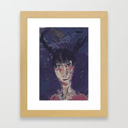 Thu Thu Thu Thursday  Framed Art Print