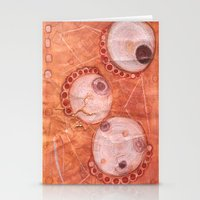 journey Stationery Cards featuring Journey  by k_c_s
