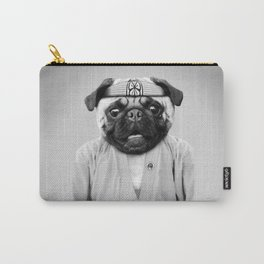 KARATE PUG Carry-All Pouch