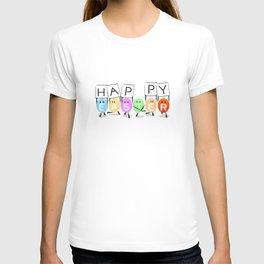Dancing Easter Eggs T-shirt