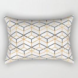 Pretty Geometry 2 Rectangular Pillow
