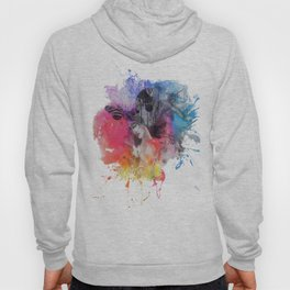 black butterflies Hoody