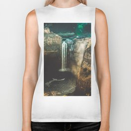 Washington Heights - nature photography Biker Tank