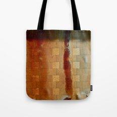 Checkerboard Tote Bag