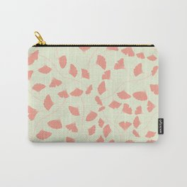 Gingko leaves pastel Carry-All Pouch